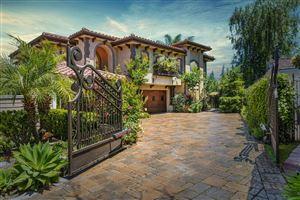 Photo of 1481 LA VENTA Drive, Westlake Village, CA 91361 (MLS # 218004560)