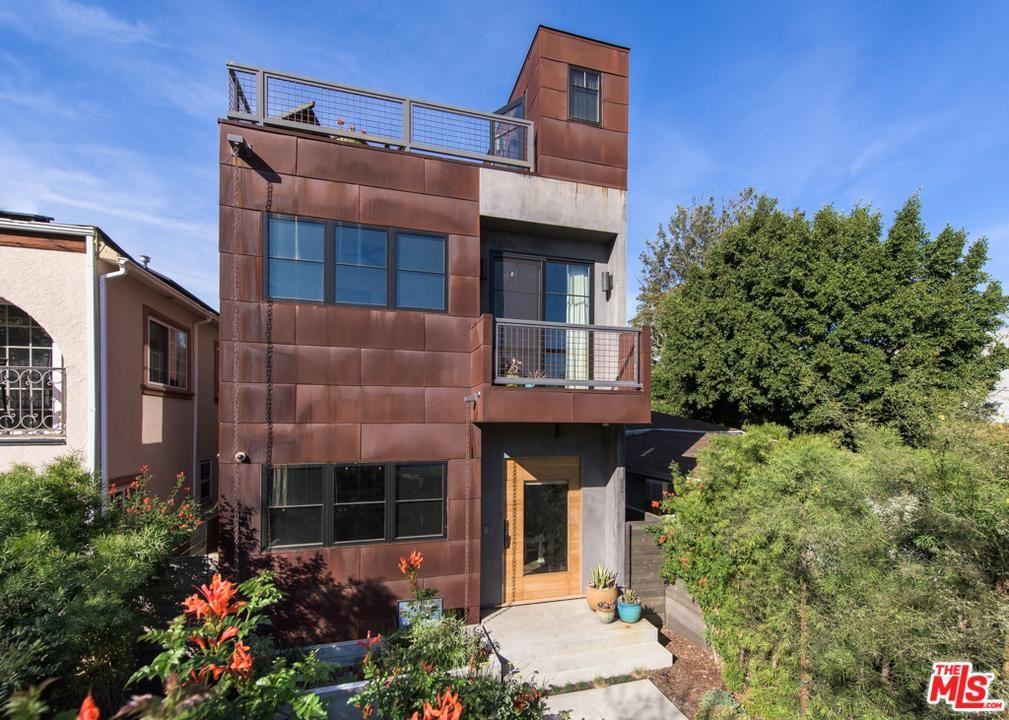 Photo for 843 DICKSON Street, Venice, CA 90292 (MLS # 18300560)