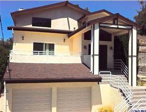Photo of 5915 CANYONSIDE Road, La Crescenta, CA 91214 (MLS # 319002561)