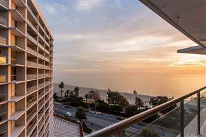 Photo of 201 OCEAN #1404P, Santa Monica, CA 90402 (MLS # SR19028561)