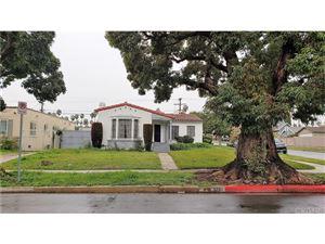 Photo of 5701 WEST Boulevard, Los Angeles , CA 90043 (MLS # SR19032561)