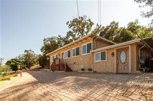 Photo of 3152 FOOTHILL Drive, Thousand Oaks, CA 91361 (MLS # 218010562)