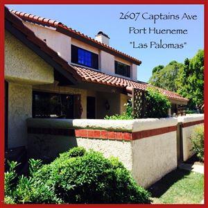 Photo of 2607 CAPTAINS Avenue, Port Hueneme, CA 93041 (MLS # 219009562)
