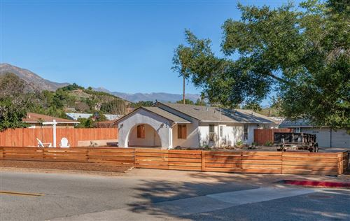 Photo of 204 North LOMITA Avenue, Ojai, CA 93023 (MLS # 220001563)
