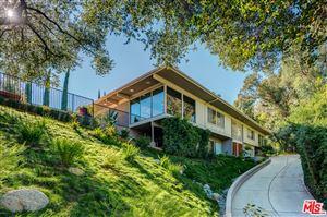 Photo of 1490 EL MIRADOR Drive, Pasadena, CA 91103 (MLS # 19436564)