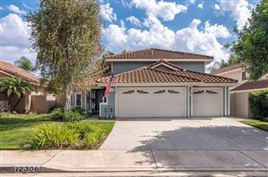 Photo of 12306 WILLOW HILL Drive, Moorpark, CA 93021 (MLS # 219011565)