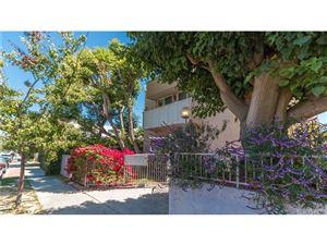Photo of 1332 BERKELEY Street #5, Santa Monica, CA 90404 (MLS # SR18123565)
