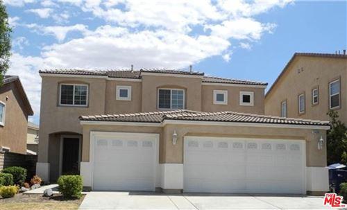 Photo of 37626 LEMONWOOD Drive, Palmdale, CA 93551 (MLS # 19533566)