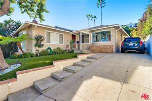 Photo of 2407 BAGLEY Avenue, Los Angeles , CA 90034 (MLS # 18316568)