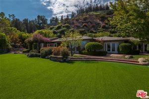 Photo of 1450 BELLA Drive, Beverly Hills, CA 90210 (MLS # 19443568)