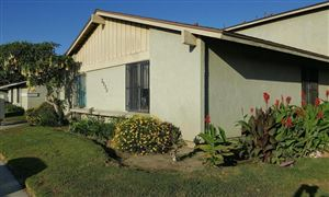 Photo of 2520 EL DORADO Avenue #E, Oxnard, CA 93033 (MLS # 217012569)