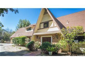 Photo of 24301 SYLVAN GLEN Road, Calabasas, CA 91302 (MLS # SR18090569)