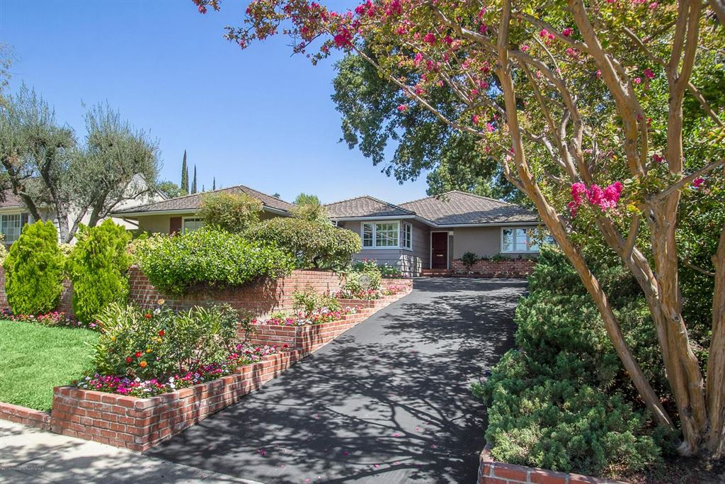 Photo for 792 SIERRA MADRE Boulevard, San Marino, CA 91108 (MLS # 818004571)