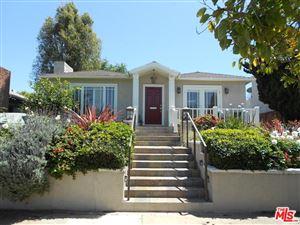 Photo of 572 MUSKINGUM Avenue, Pacific Palisades, CA 90272 (MLS # 18334572)