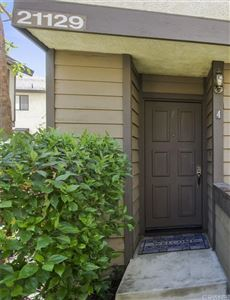 Photo of 21129 LASSEN Street #4, Chatsworth, CA 91311 (MLS # SR19225572)