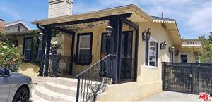 Photo of 1051 PRINCETON Street, Santa Monica, CA 90403 (MLS # 19434576)