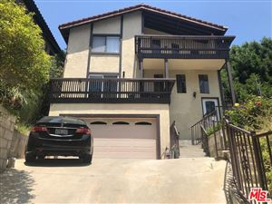 Photo of 3850 UDELL Court, Los Angeles , CA 90027 (MLS # 19477576)