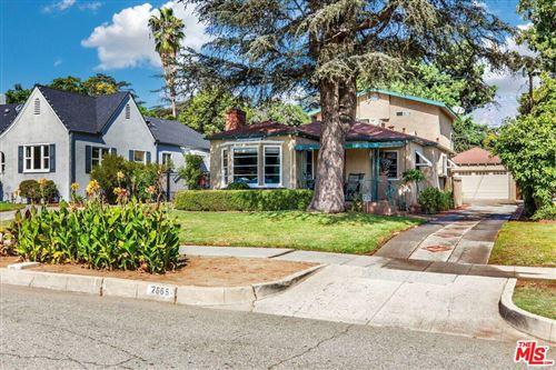 Photo of 2665 East VILLA Street, Pasadena, CA 91107 (MLS # 19519576)