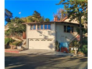 Photo of 3330 North KNOLL Drive, Hollywood Hills, CA 90068 (MLS # SR17169576)