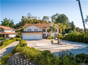 Photo of 22241 ALIZONDO Drive, Woodland Hills, CA 91364 (MLS # SR19216576)