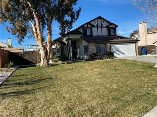 Photo of 37345 DAYBREAK Street, Palmdale, CA 93550 (MLS # SR20015577)