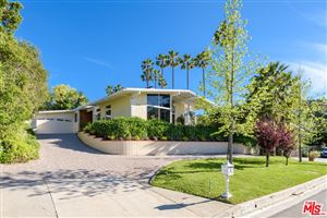 Photo of 8416 MULHOLLAND Drive, Los Angeles , CA 90046 (MLS # 19468578)