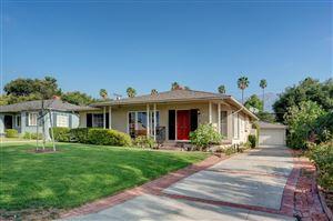 Photo of 2465 QUEENSBERRY Road, Pasadena, CA 91104 (MLS # 818004578)