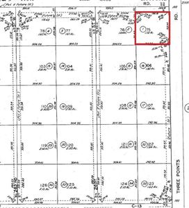 Photo of 0 3 POINTS RD AND BARNES RANCH, Lancaster, CA 93536 (MLS # SR18293578)