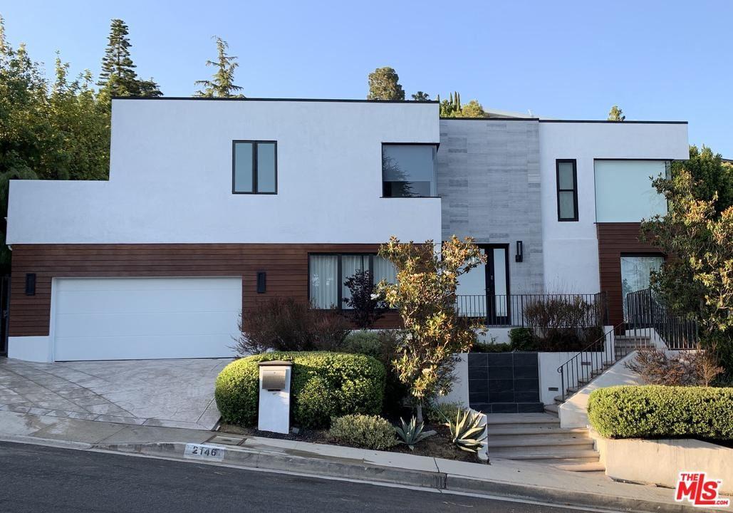 Photo of 2146 MOUNT OLYMPUS Drive, Los Angeles , CA 90046 (MLS # 20545578)