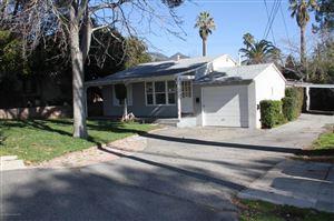 Photo of 2368 EL MOLINO Avenue, Altadena, CA 91001 (MLS # 819000579)