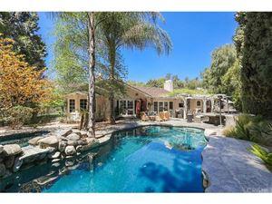 Photo of 25039 LEWIS AND CLARK Road, Hidden Hills, CA 91302 (MLS # SR18094579)