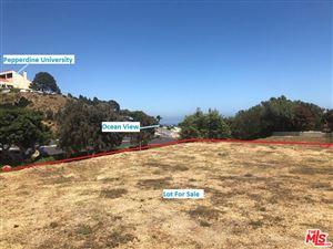 Photo of 24523 VANTAGE POINT Terrace, Malibu, CA 90265 (MLS # 18382580)