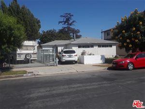 Photo of 2614 CLYDE Avenue, Los Angeles , CA 90016 (MLS # 19500580)