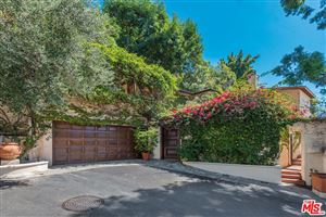 Photo of 8706 SUNSET PLAZA Place, Los Angeles , CA 90069 (MLS # 19509580)