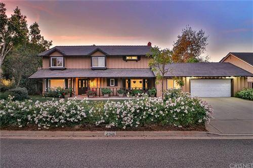 Photo of 349 SINALOA Road, Simi Valley, CA 93065 (MLS # SR19277580)