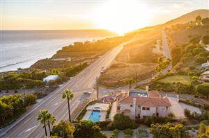 Photo of 4996 PUESTA DEL SOL Street, Malibu, CA 90265 (MLS # 219011581)