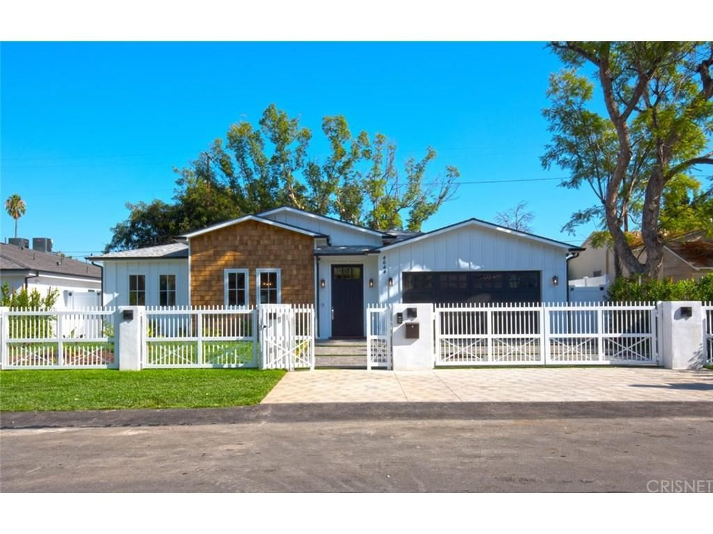 Photo for 4644 HALBRENT Avenue, Sherman Oaks, CA 91403 (MLS # SR18269581)