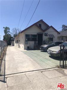 Photo of 4037 MORGAN Avenue, Los Angeles , CA 90011 (MLS # 19491582)