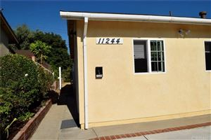 Photo of 11244 MCLENNAN Avenue, Granada Hills, CA 91344 (MLS # SR19221582)