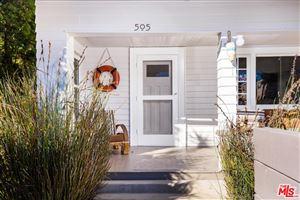 Photo of 505 RIALTO Avenue, Venice, CA 90291 (MLS # 18301584)