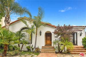 Photo of 542 North ALTA VISTA, Los Angeles , CA 90036 (MLS # 18318584)