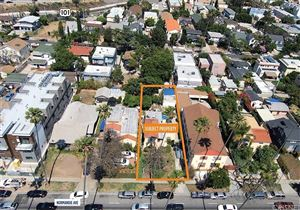 Photo of 632 North NORMANDIE Avenue, Los Angeles , CA 90004 (MLS # SR18147584)