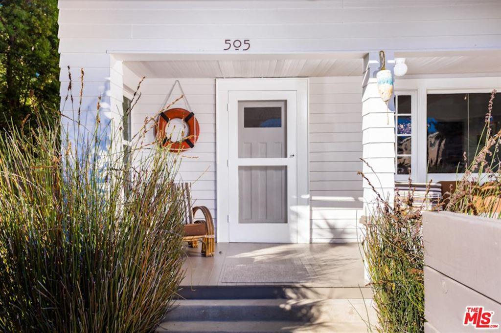 Photo for 505 RIALTO Avenue, Venice, CA 90291 (MLS # 18301584)