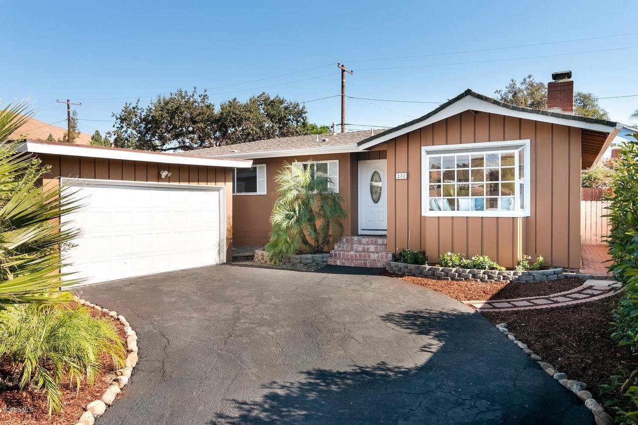 232 ALMON Drive, Thousand Oaks, CA 91362 - #: 219012584