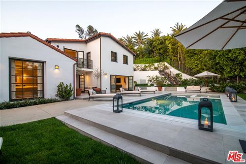 Photo of 1118 TOWER Road, Beverly Hills, CA 90210 (MLS # 19529586)