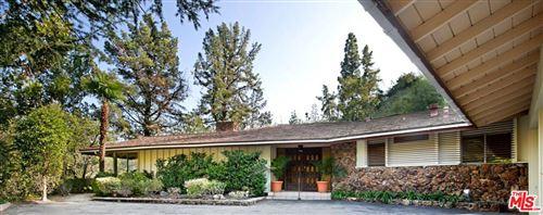 Photo of 1675 STONE CANYON Road, Los Angeles , CA 90077 (MLS # 20544586)