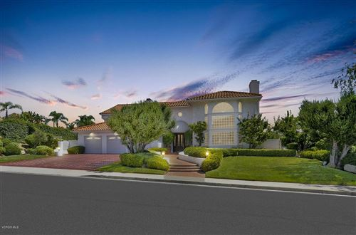 Photo of 29433 BERTRAND Drive, Agoura Hills, CA 91301 (MLS # 219009586)