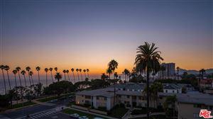 Photo of 515 OCEAN Avenue #705N, Santa Monica, CA 90402 (MLS # 17269588)