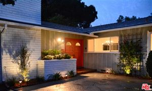 Photo of 16909 ENCHANTED Place, Pacific Palisades, CA 90272 (MLS # 19429588)