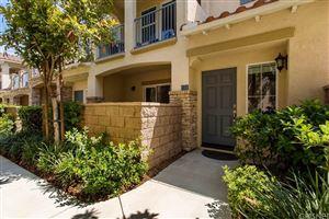 Photo of 15621 ODYSSEY Drive #41, Granada Hills, CA 91344 (MLS # SR19100589)